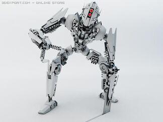 Robot fspb100 3d model c4d max obj fbx ma lwo 3ds 3dm stl 137484