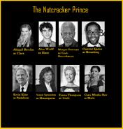 The Nutcracker Prince Live-Action Remake Casting