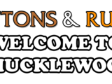 Buttons and Rusty: Welcome to Chucklewood