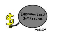 Jarquanzela Goes to Jail logo