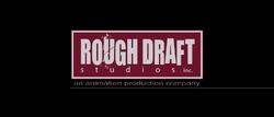 Rough Draft Studios logo (Cinemascope)
