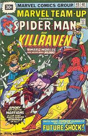 250px-Marvel Team-Up Killraven