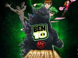 Ben 10 vs. Godzilla