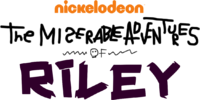 The Miserable Adventures of Riley logo