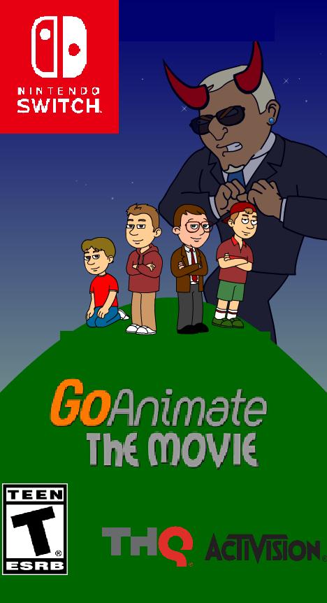 goanimate the movie video game idea wiki fandom