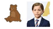 Jacob Tremblay as Little Bear