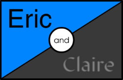 Eric and Clarie logo
