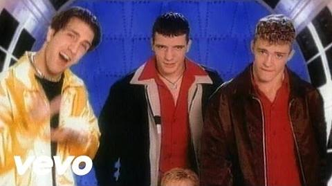 'N Sync - I Want You Back