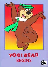 Yogi Bear Begins 2016 Poster 13