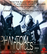 Phantom Forces- Official Poster