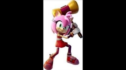 Sonic Boom Fire & Ice - Amy Rose Voice
