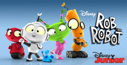 Disney Rob the Robot poster 6