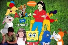 12TheCartoonMan12 Alisa The Explorer