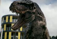 5x5tyrannosaurus