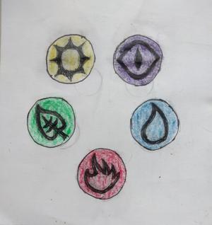 Kessenju - The Five Realms