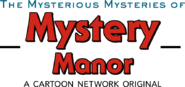The Mysterious Mysteries of Mystery Manor logo 2