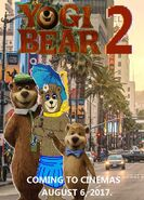 Yogi Bear 2 2017 new poster -version 3-