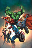 Marvel The Avengers The Avengers Initiative Vol 1 1 Textless