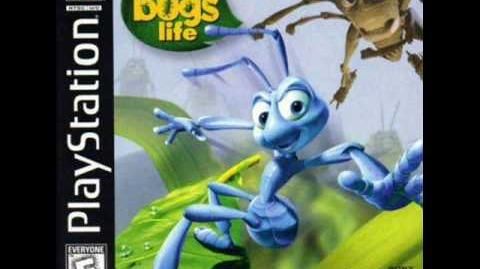 A Bug's Life - Level Selection