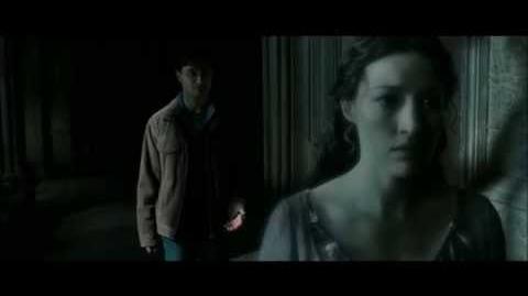 Harry Potter - Harry Meeting Helena Ravenclaw HD