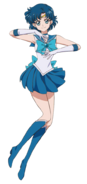 Sailor Mercury Season III
