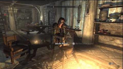 Aela the Huntress Skyrim Guide Part 2 Marriage