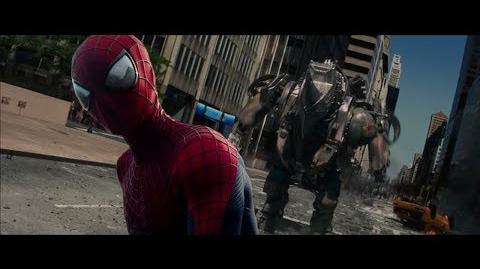 Amazing Spider-Man 3 The Rhino Teaser Trailer