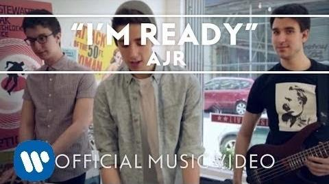 AJR - I'm Ready Official Music Video