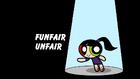 Funfair Unfair title card