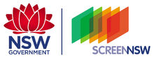 ScreenNSW brand COLOUR