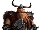 Stoick the Vast(How to Train Your Dragon My Version)