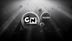 Cartoon Network Movies logo (2006-2009) (Hi Hi Puffy AmiYumi 2 Variant)