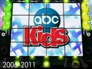 ABC Kids logo (2006-2011)