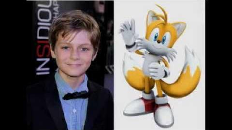 My Idea for a Movie Cast for Sonic the Hedgehog