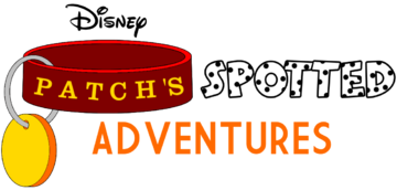 Patch's Spotted Adventures logo