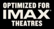Optimized for IMAX Theatres logo
