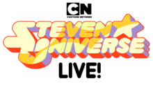 Steven Universe Live!