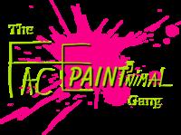 The Face Paint'nimal Gang logo