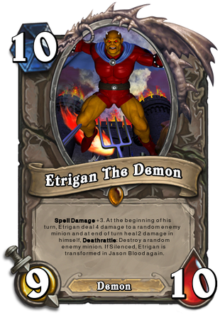 Etrigan hearthstone
