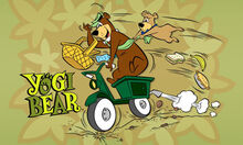 Yogui y Bubu ( Characters of Hanna-Barbera )