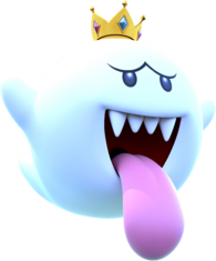 King Boo - Mario Kart 9