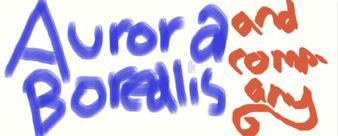 AUrora borealis logo