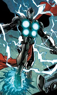 War Machine Thor (Exiles)