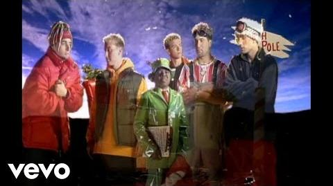 *NSYNC - Merry Christmas, Happy Holidays (Videoclip)