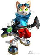 Blinx ( Blinx 2 masters of time & space )