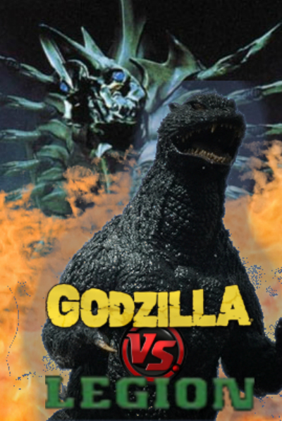 Godzilla Vs The Legion Idea Wiki Fandom Powered By Wikia