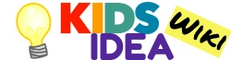 Kids Idea Wiki wordmark