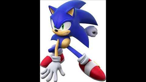 Mario & Sonic at the Olympic Games 2 - Sonic The Hedgehog Voice Sound