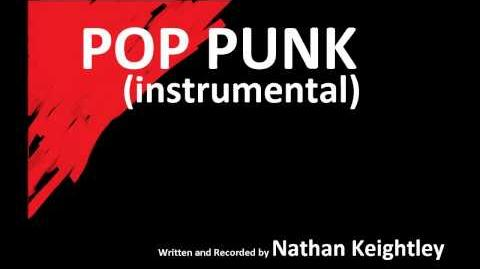 Pop Punk Instrumental (July 2013 - Nathan Keightley) - FREE TO USE!