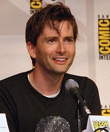 2009 07 31 David Tennant smile 09